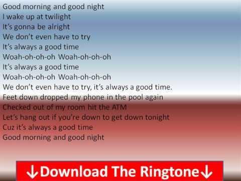 Owl City – Good Time Lyrics | Genius Lyrics