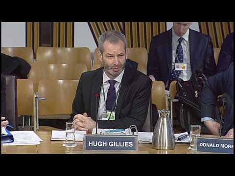 Public Audit and Post-Legislative Scrutiny Committee - Scottish Parliament: 19th January 2017
