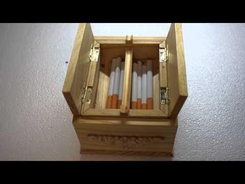 Magic Cigarette Box demo