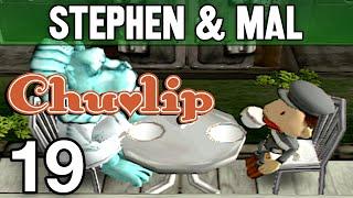 "Chulip #19 - ""Tea Time!"""