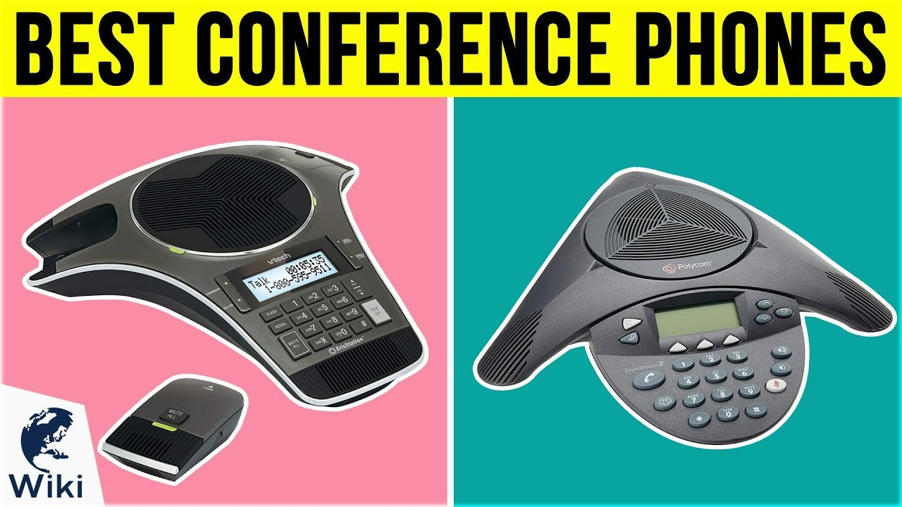 10 Best Conference Phones 2019
