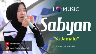 Gambar cover Sabyan - Ya Jamalu - Konser Kudus (Official ILoveMusic) Full HD