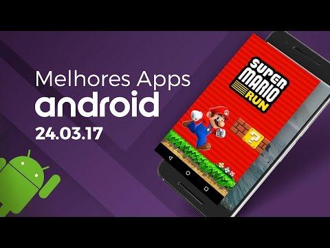 Melhores apps para Android: (24/03/2017) - Baixaki Android