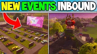 *NEW* FORTNITE EVENT AT TOMATO TEMPLE + RISKY REELS COMING TOMORROW (Fortnite Battle Royale)