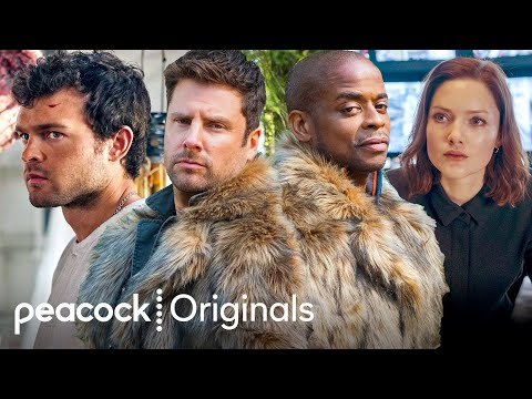 All Trailers for Peacock Originals Streaming July 15