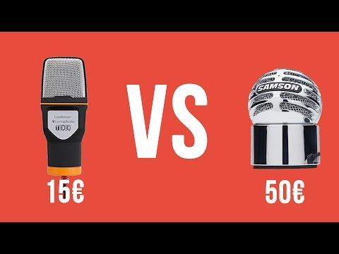 MICRO USB À 15€ Vs. 50€ !