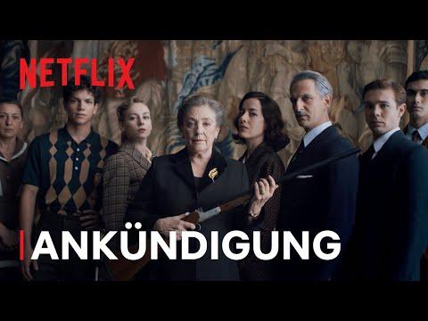 Jemand muss sterben | Ankündigung | Netflix