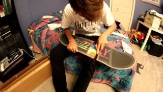 New Skateboard Setup! (real Skateboards, Grizzly, Thunder, Spitfire)