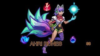 New Runes Ahri S8 | Which Keystone Is Better? EP 1