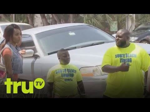 South Beach Tow - Surprise Underwear Fumble
