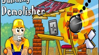 Building Demolisher 2 Gameplay Full Walkthrough