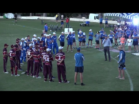 2018 Nudgee College - Cricket Season Launch