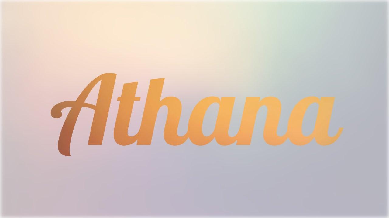 Significado De Athana Nombre Griego Para Tu Bebe Ni O O