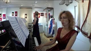Черкесская песня (В реке бежит гремучий вал) | РОМАНСЕРО | Усадьба ''Мураново''