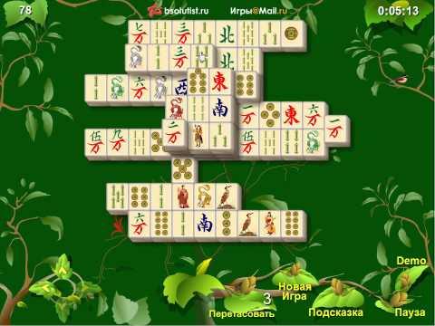 Флеш игра Китайское домино онлайн, играть бесплатно