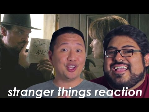 "Stranger Things Episode 5 Reaction and Review ""The Flea and the Acrobat"""