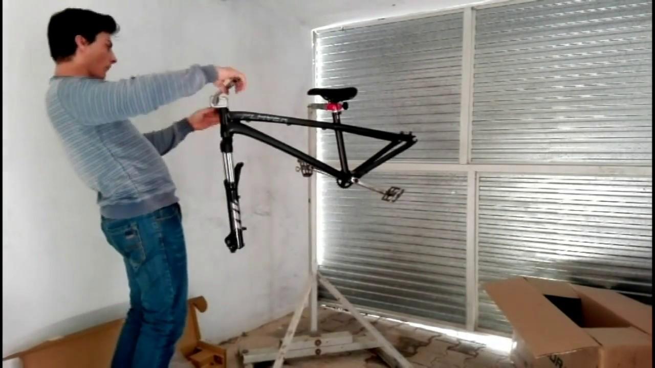 Dartmoor two6player Bike Build - YouTube