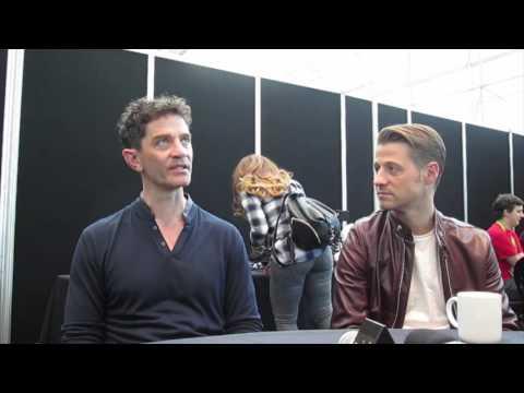 James Frain & Ben McKenzie NYCC 2015 Gotham