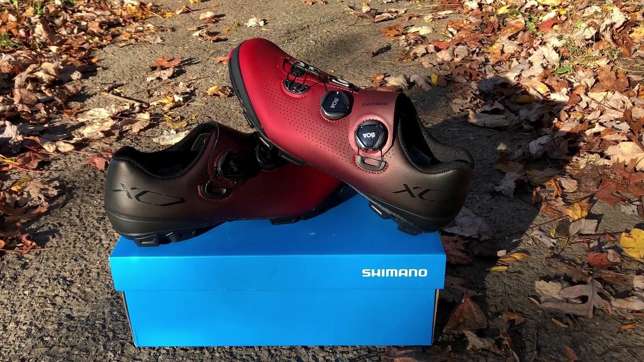 Shimano XC7 Men/'s Mtb Shoes Size 10.5 45 Black