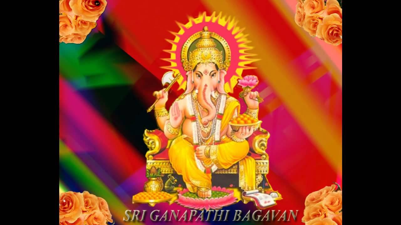 aavani vandhadhu vinayagar song