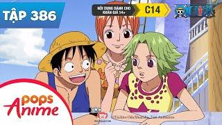 One Piece Tập 386 - Mối Thù Với Băng Hải Tặc Mũ Rơm! Mặt Nạ Sắt! Duval Xuất Hiện - Đảo Hải Tặc
