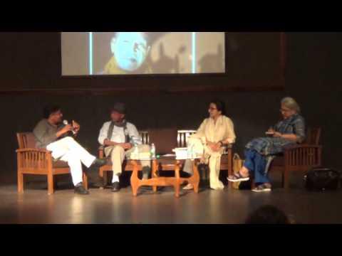 Literary Round Table with Nuruddin Farah, 28 March 2017, Department of English, Panjab University