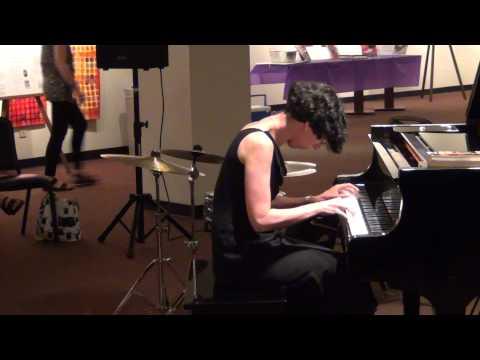 Larisa Migachyov Plays at Ragtime Festival San Antonio