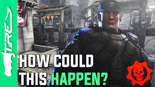 HOW COULD THIS HAPPEN? - Gears of War 2 Multiplayer Gameplay w/ LANDAN (Xbox One Gameplay)