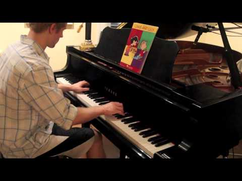 Linus and Lucy  Vince Guaraldi  A Charlie Brown Christmas  Piano