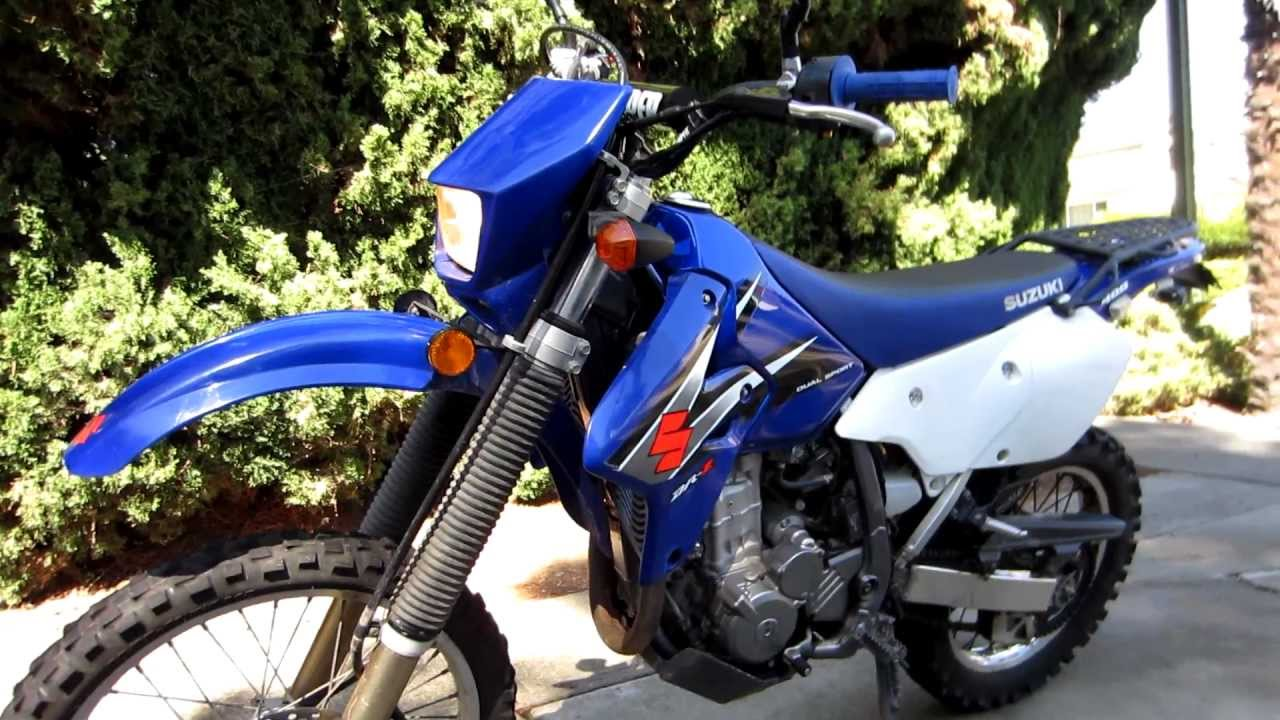 For Sale - 2006 DRZ400S - YouTube