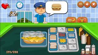 Игра продавец хот-догов. Готовить хот дог играть