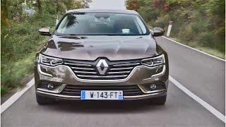 ► 2016 Renault Talisman Initiale Paris - Footage