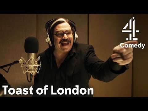Jude Law & Martin Freeman Are Appalled By Toast's Theatre Arson  Best of Series 3  Toast of London