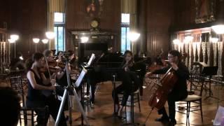 Cesar Franck - Piano Quintet in f minor, I. Molto moderato quasi lento
