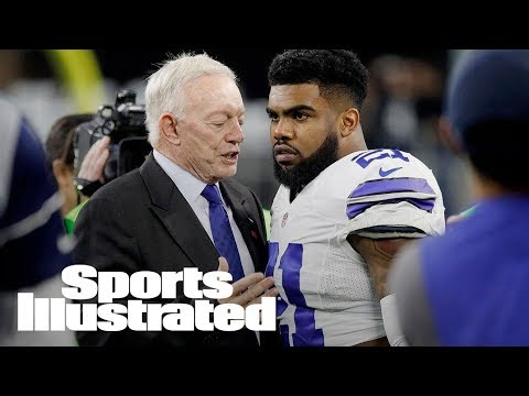 Cowboys' Ezekiel Elliott Suspended Six Games For Domestic Violence | SI Wire | Sports Illustrated