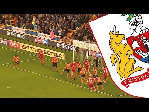 Highlights: Wolves 3-2 Bristol City