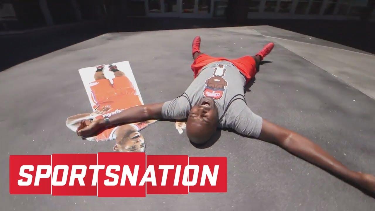 Marcellus Wiley Heartbroken Over Chris Paul Trade Sportsnation Espn
