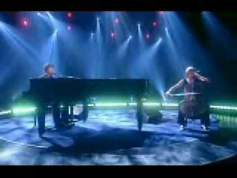 James Blunt - Goodbye My Lover (Live On Parkinson)
