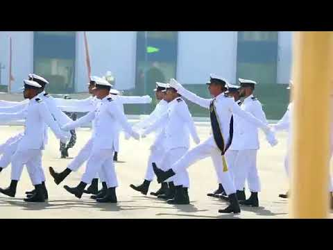 Pakistan Marine Academy 54th Passing Out Parade 2017