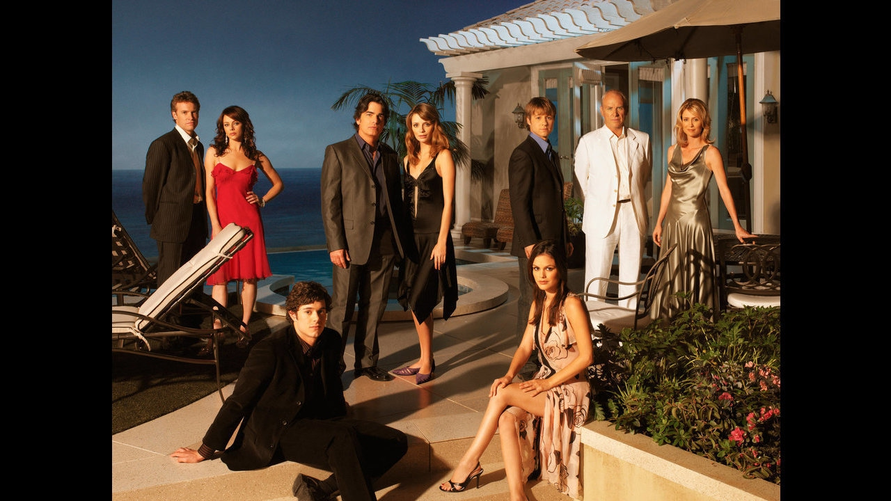 The. O. C. Season. 1. Episode. 02. The. Model. Home. Dvdrip. Xvid-tvep.