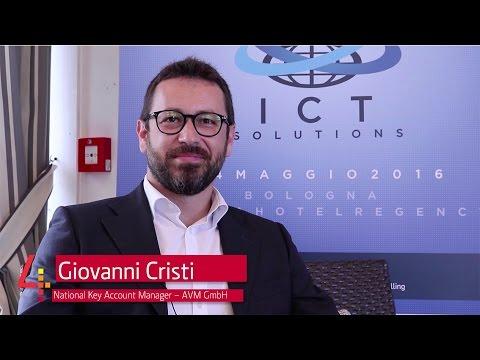 ICT Solutions 2016: la videointervista al National Key Account Manager di AVM GmbH