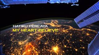 Hatiku percaya - True Worshippers (Indonesian Gospel Song + Eng Sub)