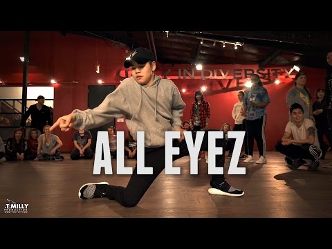 All Eyez - The Game ft Jeremih - Choreography by Jake Kodish - Filmed by @TimMilgram