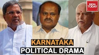Political Drama Continues In Karnataka As Govt Hangs By Thread | 5ive Live