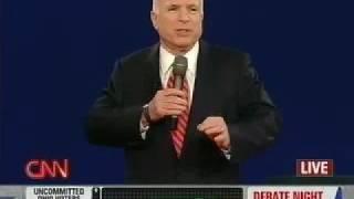 McCain Calls Obama