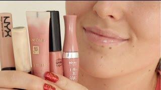 Mijn 5 favoriete nude lipglossen
