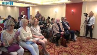 Пресс-конференция руководства фестиваля российского кино в Греции 25/04/2016