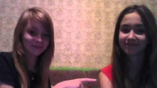 Ахах LoL первая встреча с Машей и Владой :D 18+