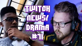 Twitch Drama/News #71 (Black/Graphist Responds, Gross Gore Banned, JasonR banning all Females)