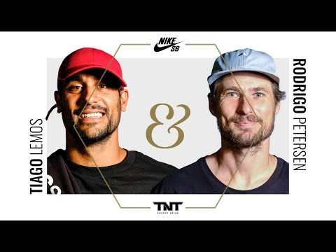 SLIDES & GRINDS II - Tiago Lemos vs. Rodrigo Petersen